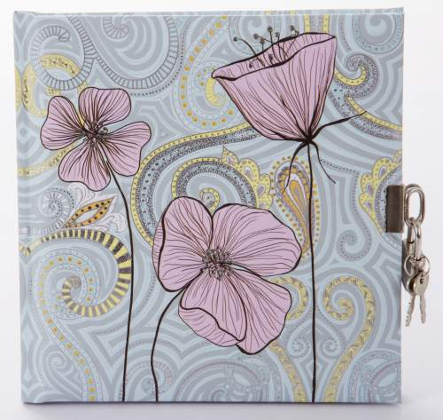 Tagebuch Flora Flower