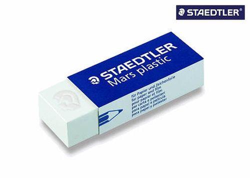 STAEDTLER Kunststoff-Radierer Mars plastic, weiß