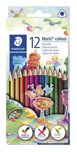 Farbstifte 12ST sortiert