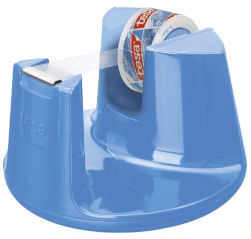 Tischabroller 15mmx10m blau   Compact