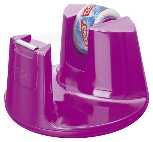Tischabroller 15mmx10m pink   Compact