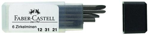 FABER-CASTELL Minendose für Schnellverstellzirkel TWISTER