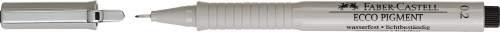#10xTuschestift 0.2mm schwarz
