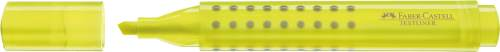 FABER-CASTELL Textmarker GRIP MARKER TEXTLINER, gelb
