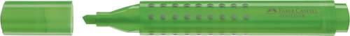 FABER-CASTELL Textmarker GRIP MARKER TEXTLINER, grün