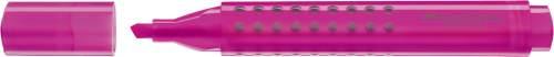 FABER-CASTELL Textmarker GRIP MARKER TEXTLINER, pink