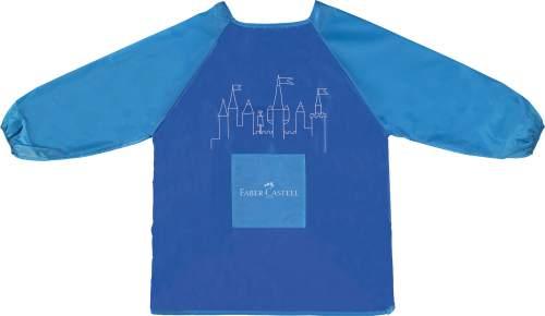 FABER-CASTELL Malschürze, blau