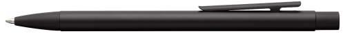 FABER-CASTELL Kugelschreiber NEO Slim Metall, schwarz