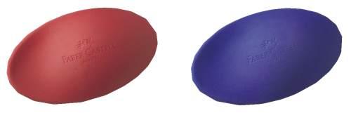 #24xRadierer Mini Kosmo rot+blau
