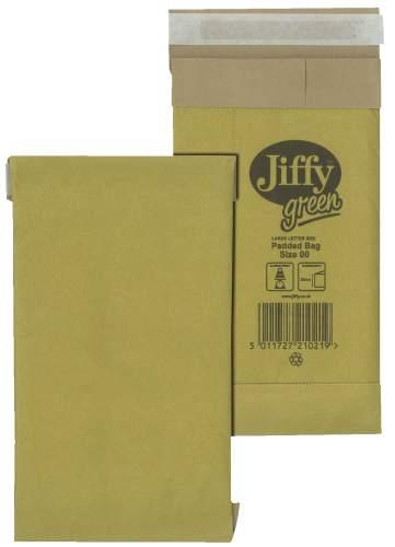 #10xJiffy 0 140x185mm braun