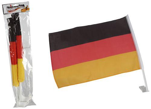 Autoflagge Deutschland