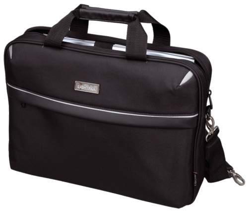 LiGHTPAK Notebook-Tasche SIERRA, Polyester, schwarz