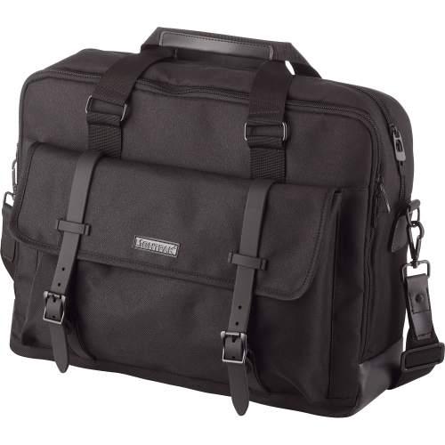 LIGHTPAK Notebook-Tasche TWYX, Polyester, schwarz