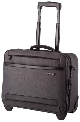 LIGHTPAK Business Notebook-Trolley ARKON, Polyester, grau