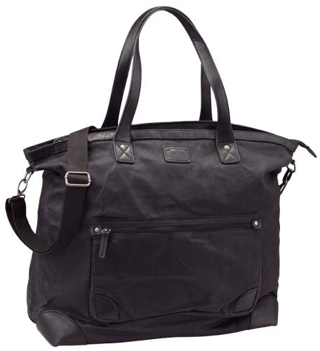 Reisetasche Weekender All Night schwarz