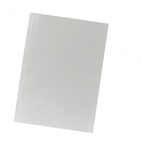 #10xAktendeckel A4 250g grau