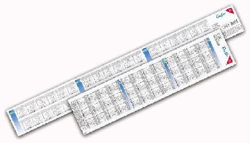 Läufer Ersatzkalender für DURELLA SOFT / DS / SYNTHOS VSP