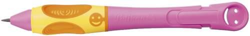 Pelikan griffix Schreiblernbleistift, pink, für Rechtshä...