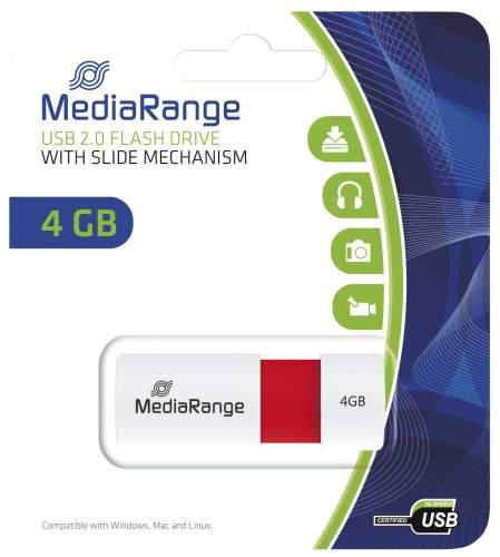 USB Stick 4GB rot