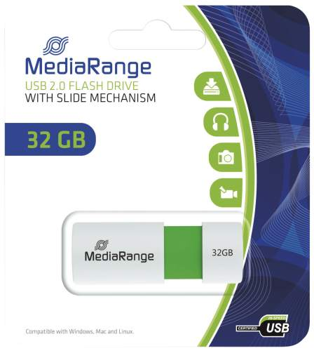USB Stick 32GB grün