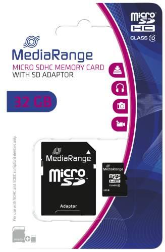 Speicherkarte MicroSDHC 32GB
