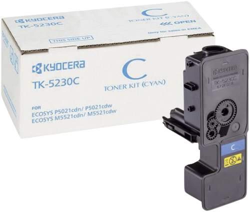 Lasertoner TK-5230C cyan