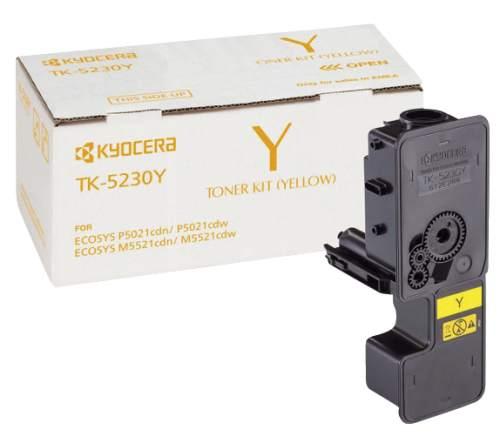 Lasertoner TK-5230M magenta