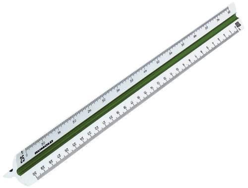 Dreikantmaßstab 150/30 vermessung 6 ws