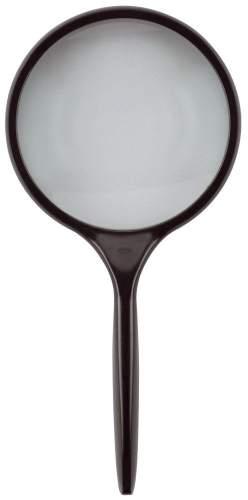 Leseglas Glaslinse 100 mm Ø Vergr.2 x