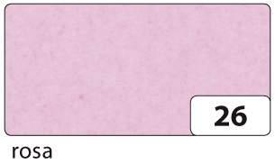 #5xTransparentpapier 115g rosa