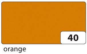 #5xTransparentpapier 115g orange