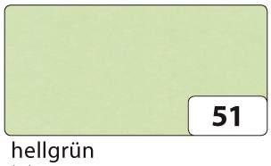 #5xTransparentpapier 115g hellgrün
