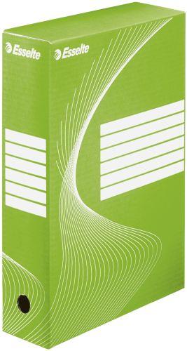 Archivbox 8cm grün