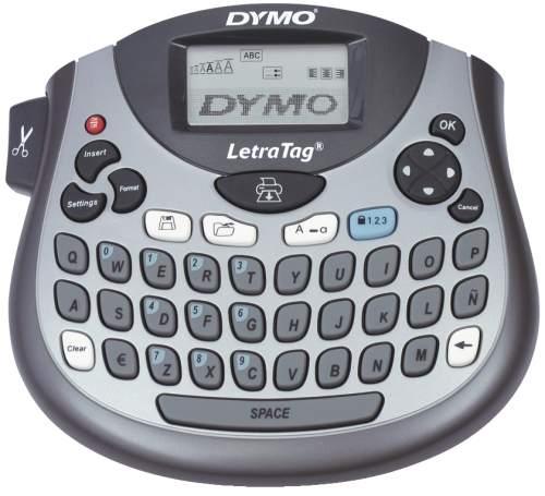 DYMO Tisch-Beschriftungsgerät LetraTag LT-100T