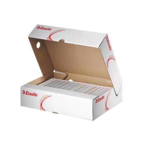 Archivbox  weiß