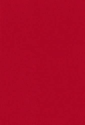 Mitteldecke 84x84cm rot