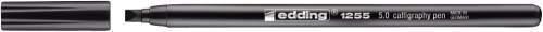 Calligraphy Stift 1255 5mm schwarz