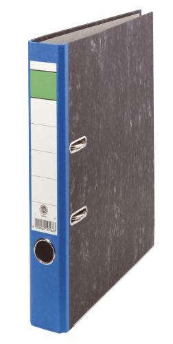 Ordner  A4 50mm neutral blau