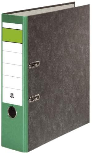 Ordner  A4 80mm neutral grün