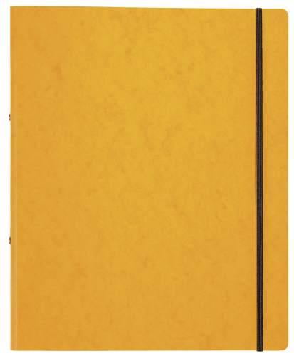 Ringmappe A4/2R/16mm gelb
