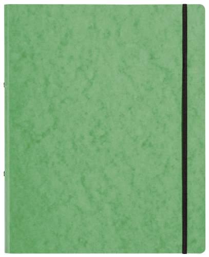 Ringmappe A4/2R/16mm grün
