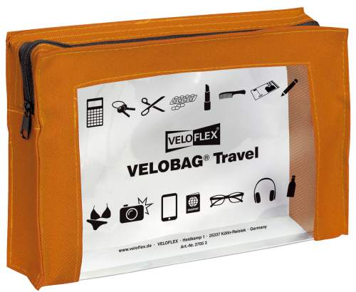 Allzwecktasche Travel  A5 orange