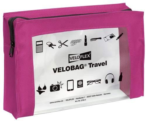Allzwecktasche Travel  A5 pink