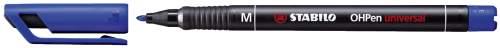 #10xFolienstift Pen M blau