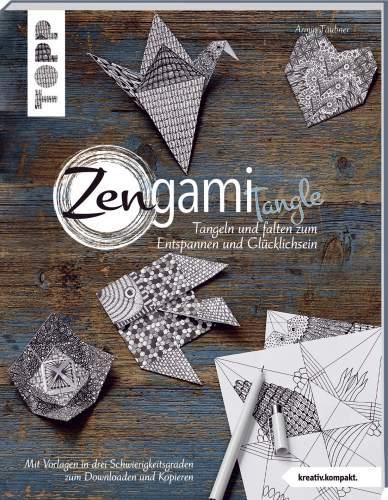 Bastelbuch Zengami Tangel