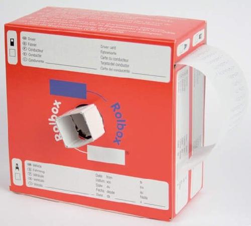 Thermorollen-Box
