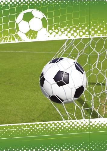Zeichenmappe A4 Fußball