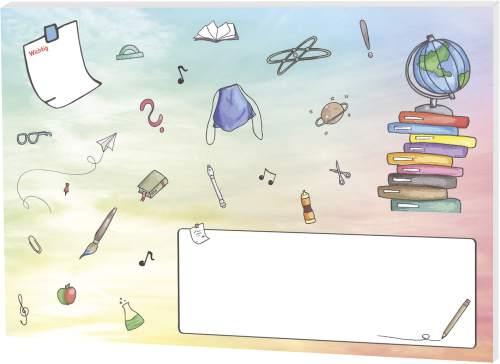 Schreibunterlage Schooldoodle