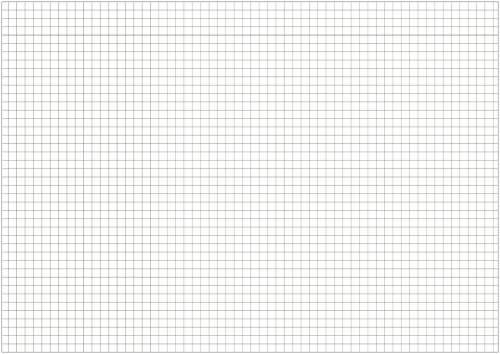 Kartei-Karte A8 100St Wei Kariert 114880
