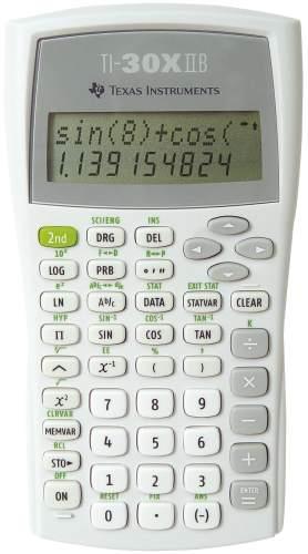 TEXAS INSTRUMENTS Schulrechner TI-30X IIB